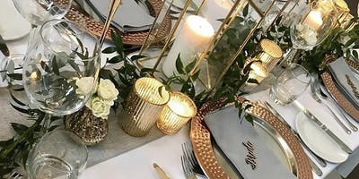 Luxury Looks with Ambience Venue Styling, featuring The Music of Sam Lewis