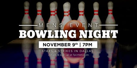 2019 Four Points Church - Men's Bowling tickets