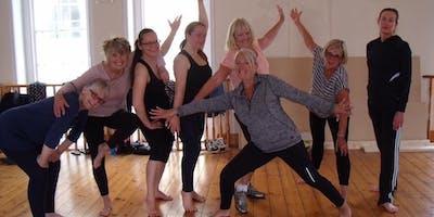 DANCE CHILLAX - 4 WK Course