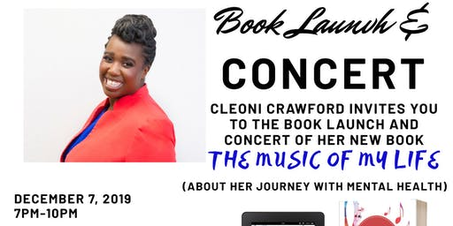 The Music of My Life Book Launch and Concert