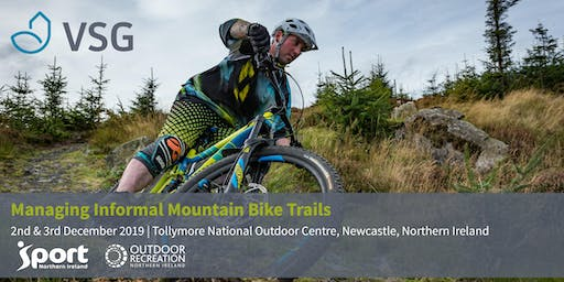 VSG Managing Informal Mountain Bike Trails Workshop
