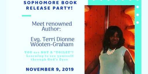 You Are NOT A TOILET Book Release Party!