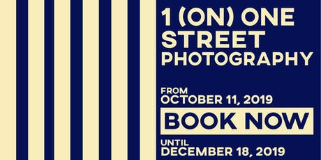 Street Photography for a day. (One Hour Per Section) tickets