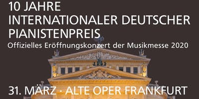 10 Jahre Internationaler Deutscher Pianistenpreis
