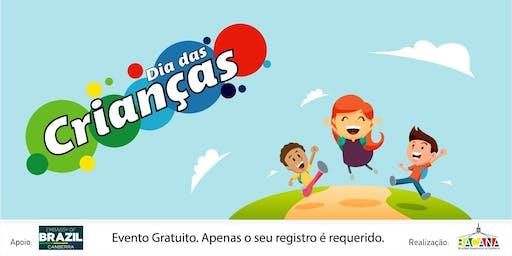 Dia das crianças - ACT Children's Week