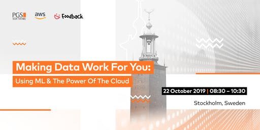 Making Data Work For You: Using ML & The Power Of The Cloud