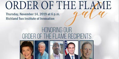 Richland School District  2 Order of the Flame Gala 2019