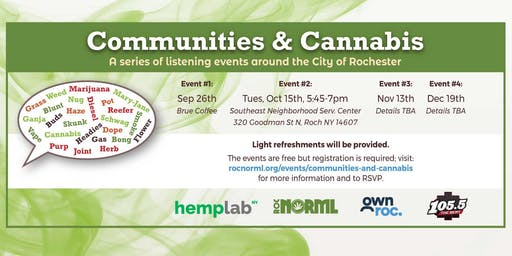 Communities & Cannabis