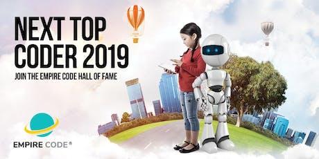 Singapore's Next Top Coder 2019 tickets