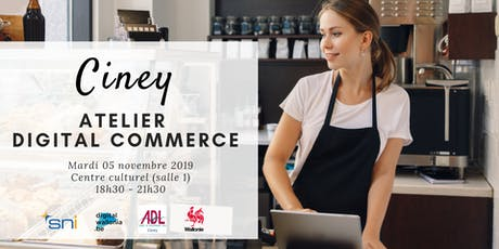 Ciney | Atelier Digital Commerce billets
