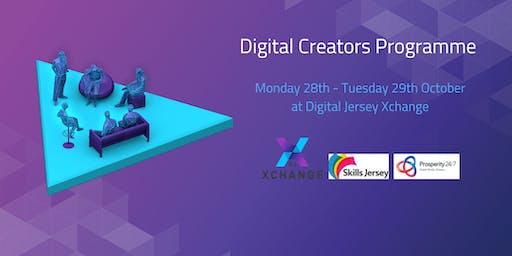 Digital Creators Workshop