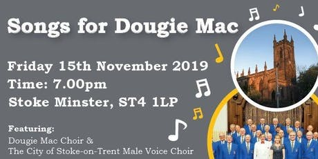 Songs for Dougie Mac tickets
