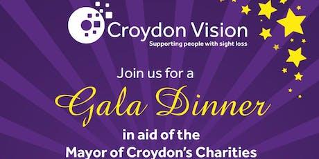Croydon Vision Gala Dinner tickets