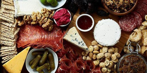 Bantam Cider's 6th Annual Big Cheese & Charcuterie Party!