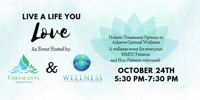 Live a Life You Love:  Holistic Treatment Options for Optimal Wellness