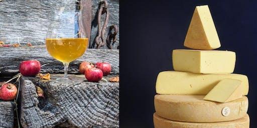 Cider vs Cheese at Royal Albert