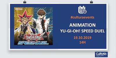 Animation Yu-Gi-Oh! Speed Duel