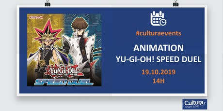 Animation Yu-Gi-Oh! Speed Duel billets
