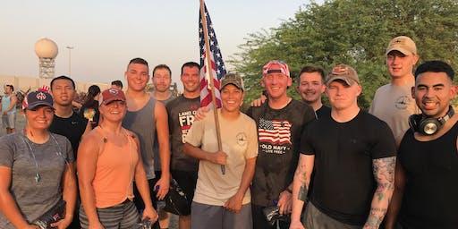 Warrior Week Cadence Run 2019