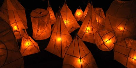 Halloween Parade Lantern Making Workshop tickets