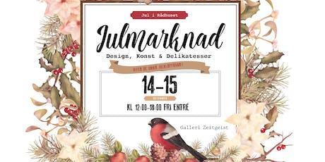 Julmarknad i Rådhuset tickets