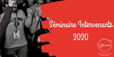 Séminaire Intervenants 2020