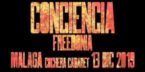 FREEDONIA GIRA CONCIENCIA -  MÁLAGA