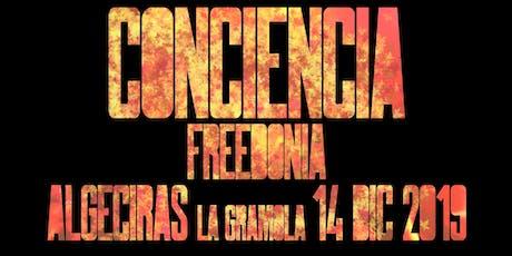 FREEDONIA GIRA CONCIENCIA -  ALGECIRAS tickets
