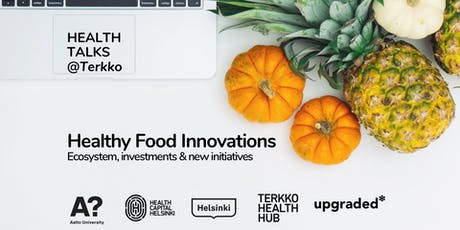 Health Talks: Healthy Food Innovations tickets