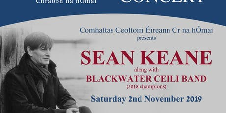 Sean Keane with Blackwater Ceili Band tickets