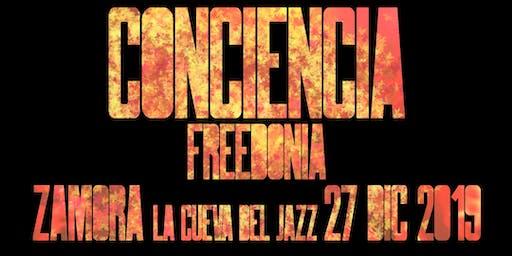 FREEDONIA GIRA CONCIENCIA -  ZAMORA