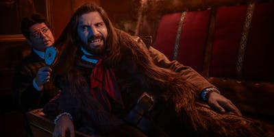 Seriencamp: What we do in the Shadows