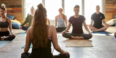 Parent/Carers Yoga Session tickets