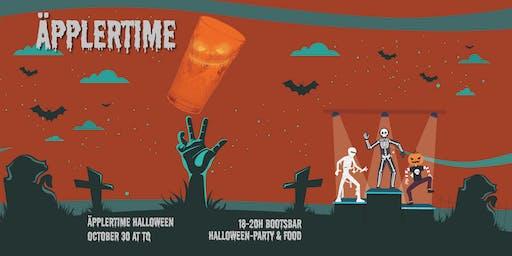 ÄpplerTime Halloween