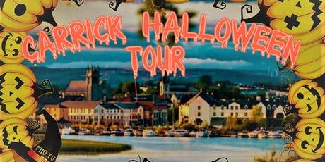 Carrick Halloween Tour tickets