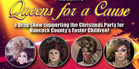 Queens for a Cause tickets