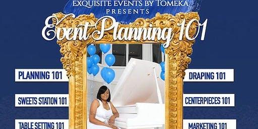 Exquisite Events Academy Event Planning 101
