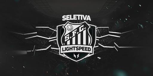 Seletiva Santos Lightspeed de LoL