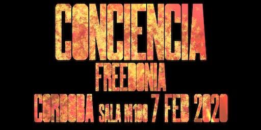 FREEDONIA GIRA CONCIENCIA - CORBOBA