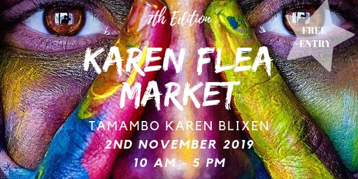 KAREN FLEA MARKET- 7TH EDITION