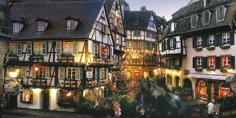 Marché de Noel Strasbourg & Colmar 2019 Weekends fin Nov. & Dec. tickets