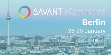 Savant eCommerce Berlin tickets