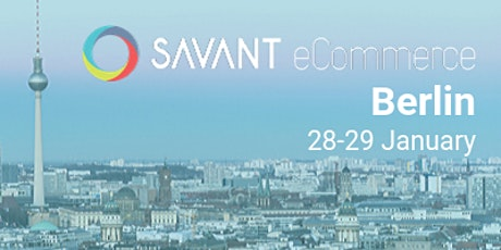 Savant eCommerce Berlin tickets