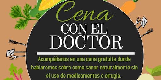 Cena con el Dr. Andrés Juliá: Solo 40 espacios disponibles