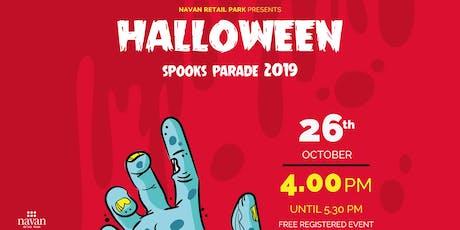 Halloween Spooks Parade Navan tickets