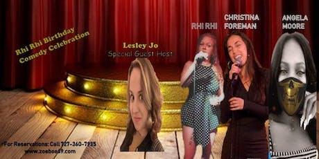 Ladies Night Comedy entradas