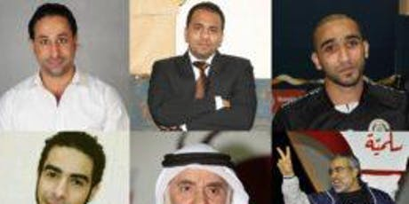 The Crackdown on Human Rights and Freedoms in Bahrain tickets