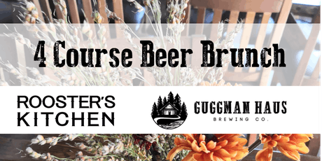 Beer Brunch with Rooster's Kitchen tickets