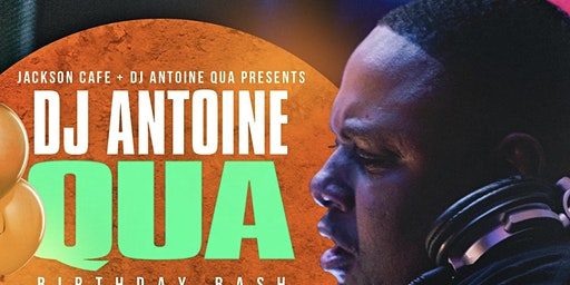 BLACK AFFAIR BIRTHDAY PARTY FOR  DJ ANTIONE QUA