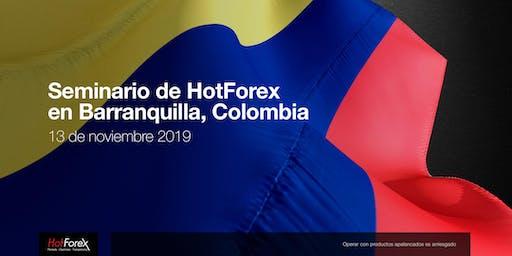 Evento de HotForex en Barranquilla